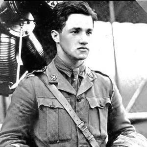 Ball, Albert – First air ace went to King's School