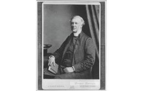 Barker, Frederic – King's School old boy became Bishop of Sydney