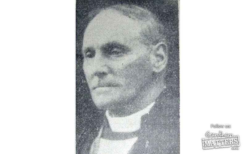 Blackie, Ernest – Grantham Bishop married into pedigree family