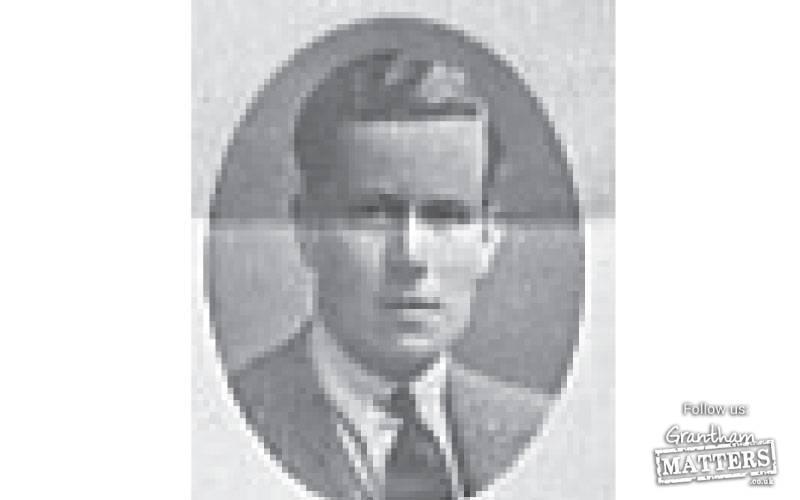 Warrender, Victor – MP was helped by famous Grantham schoolgirl