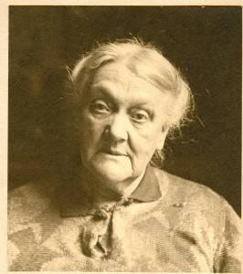 Ayscough, Annie