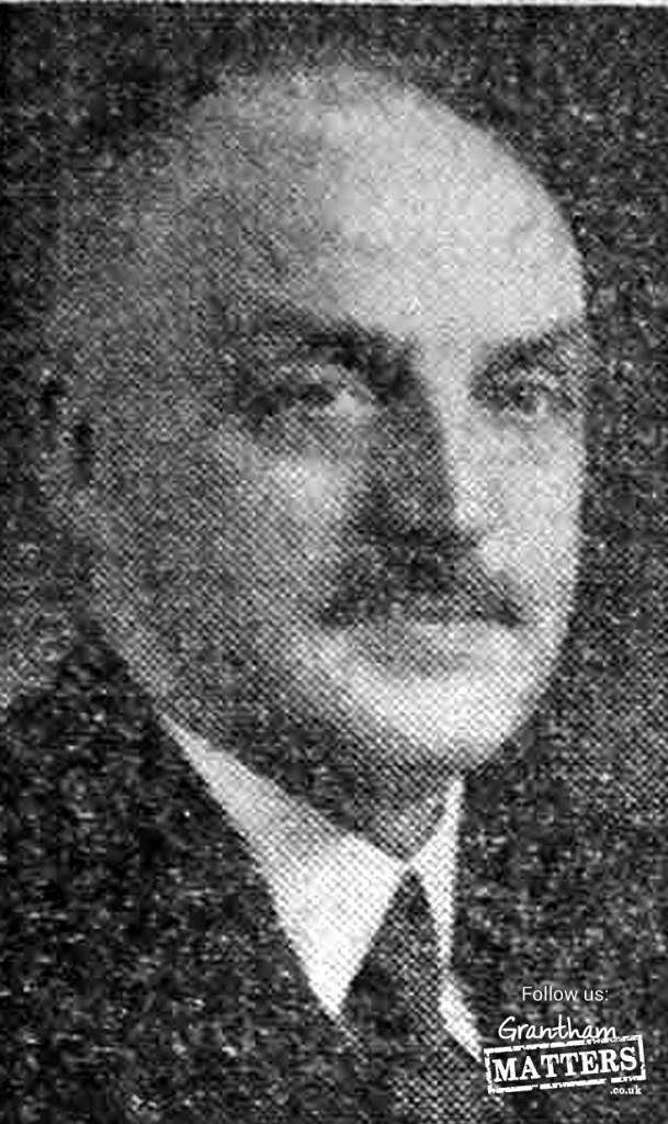 Bradshaw, William – Grantham store manager became major CWS man