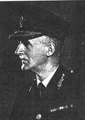 Weatherhogg, William – Grantham's last Chief Constable