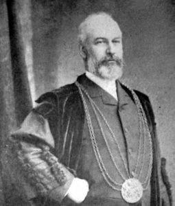 Bentley-Rudd, Samuel – The man who built Grantham's mansions