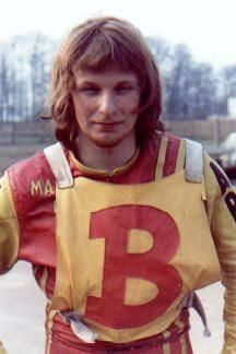 Corradine, Malcolm – Local boy was speedway ace