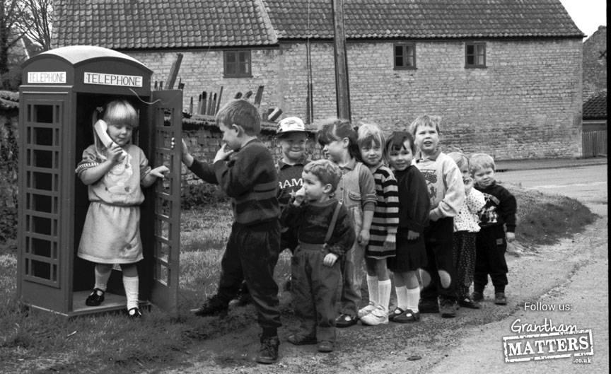 Corby Glen School 1991