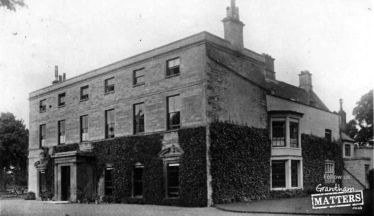Allington Hall, North side