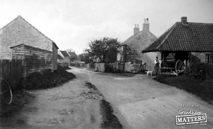 Manor Road, Burton Coggles