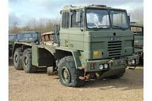 Plenty of ex-Army trucks too