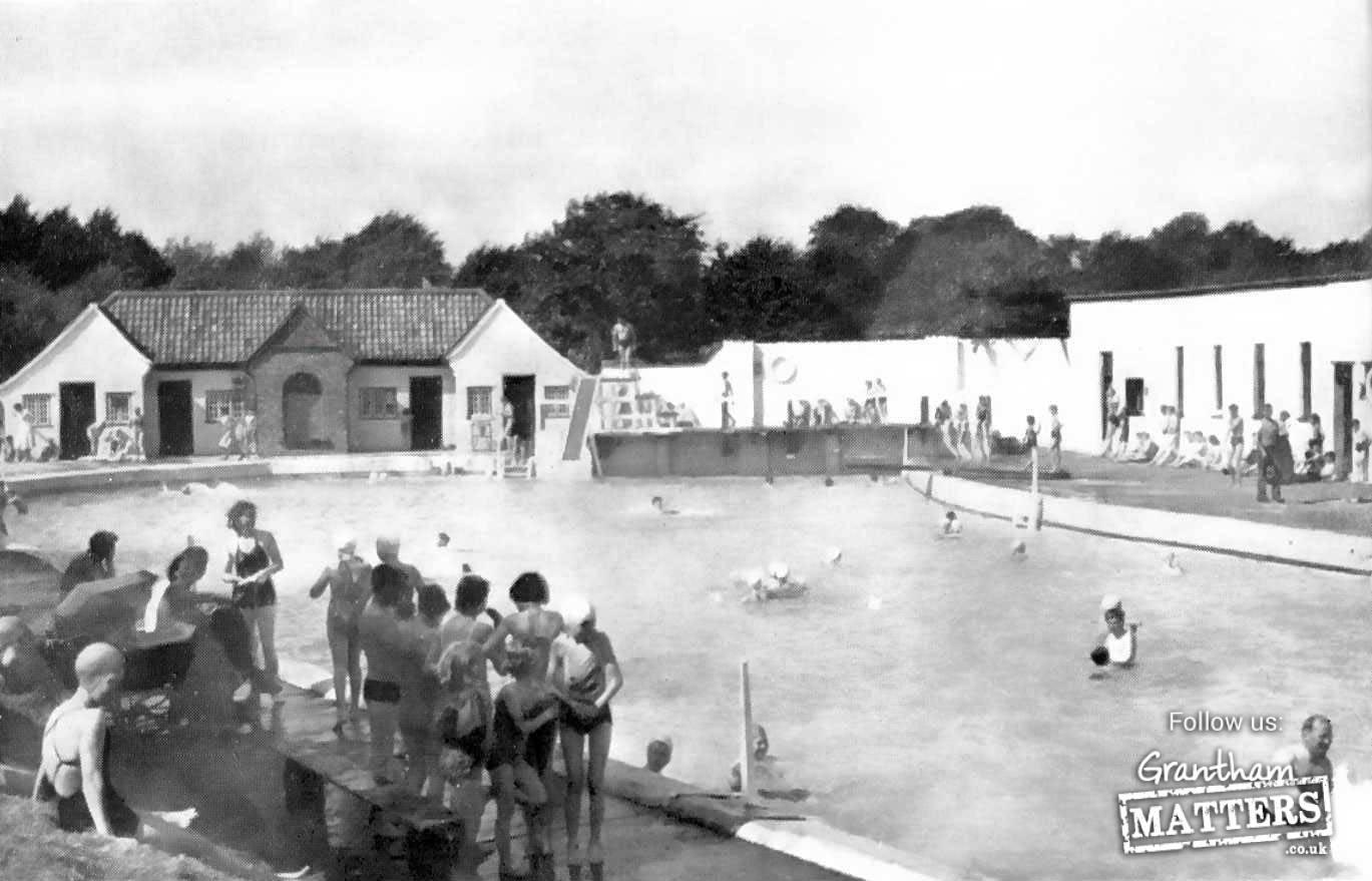 Wyndham Park swimming pool