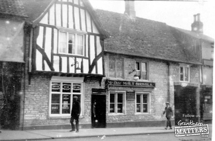 The Maltshovels pub, Westgate, 1933