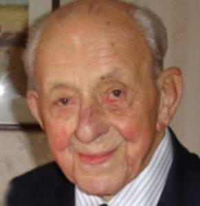 Bond, Jack – Grantham man awarded Légion d'honneur