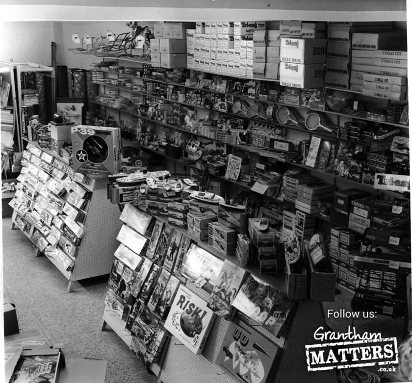 Shop taken 3rd May 1963