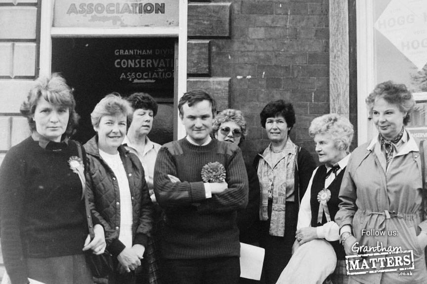 Douglas Hogg in 1983