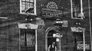 Where was this Grantham pub