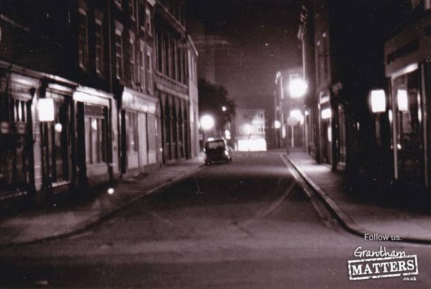 Finkin Street in 1964