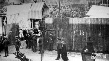 Grantham Fair a century ago