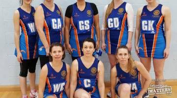 Back to winning for Grantham ladies