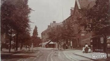 London Road a century ago