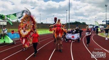 Grantham's Mini Olympics attracts over 2,000 children