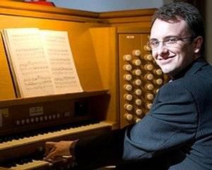 Woollatt, Geoffrey – The organ master