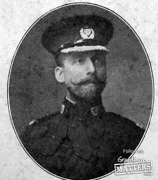 Casburn, John – Grantham's Chief Constable got an OBE
