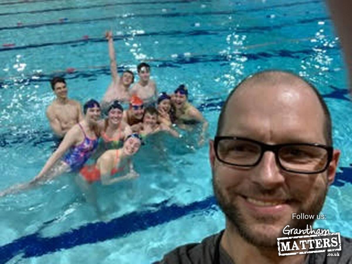 Sad goodbyes and new beginnings for Grantham Swim Club