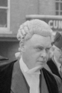 Guile, John F – Grantham Town Clerk for 25 years