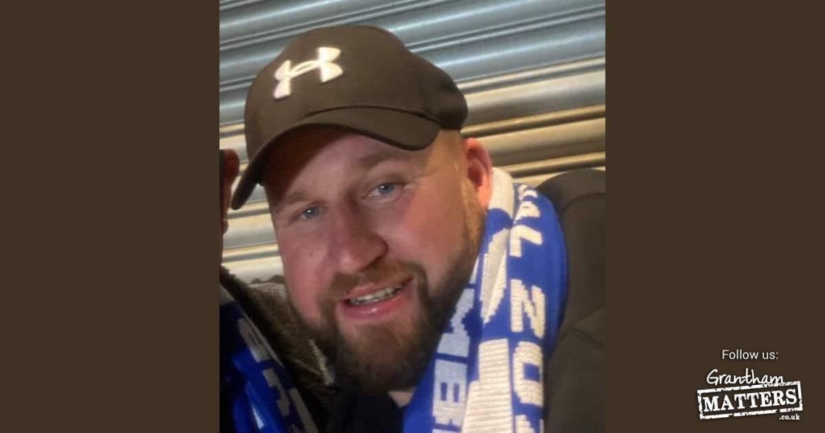 Grantham man still missing – Family appeal for information