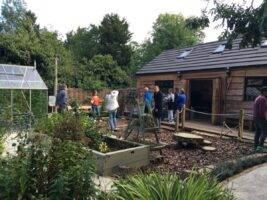 Bamboo workshops inspire community groups
