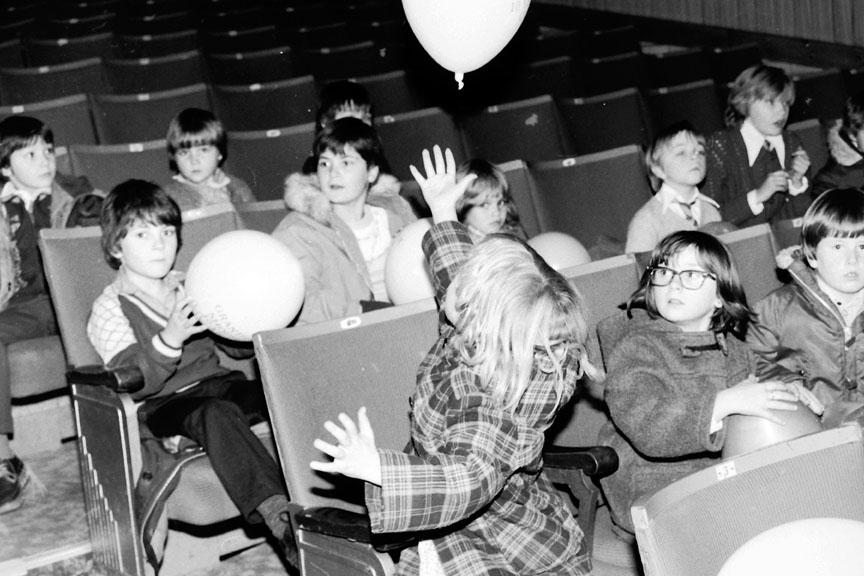 Grantham Shopper 10th anniversary children's party at the Paragon Cinema